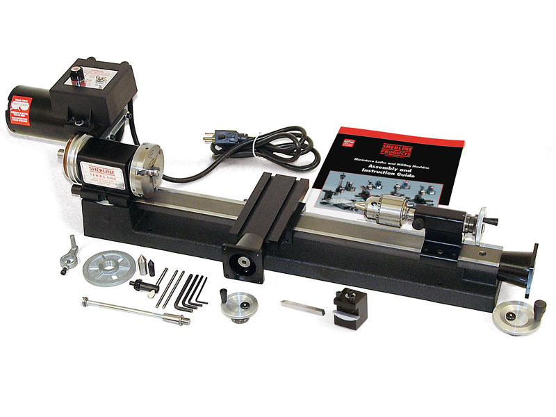 CNC Lathes and Mills